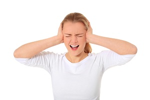 plagsom tinnitus