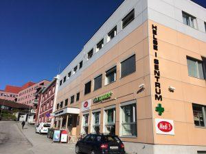 Kontakt oss i Kristiansund